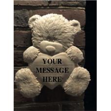 I Love You Bear and Heart